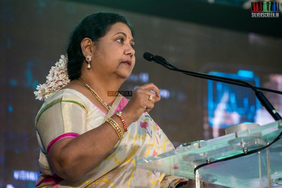 Irumbu Thirai Trailer Launch Photos