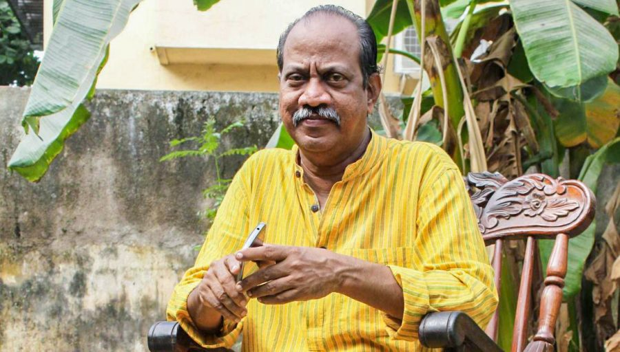 Tamil writer Gnani Sankaran dies in Chennai at 64