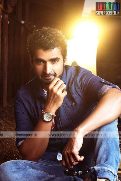 Actor Nandha Photoshoot Stills