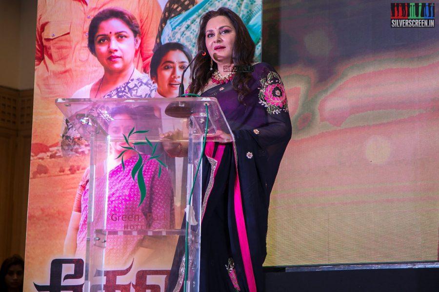 Jaya Prada at the Keni Audio Launch