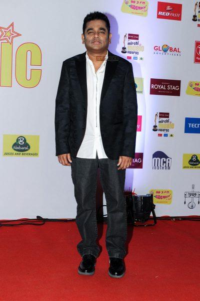 AR Rahman At The Radio Mirchi Music Awards
