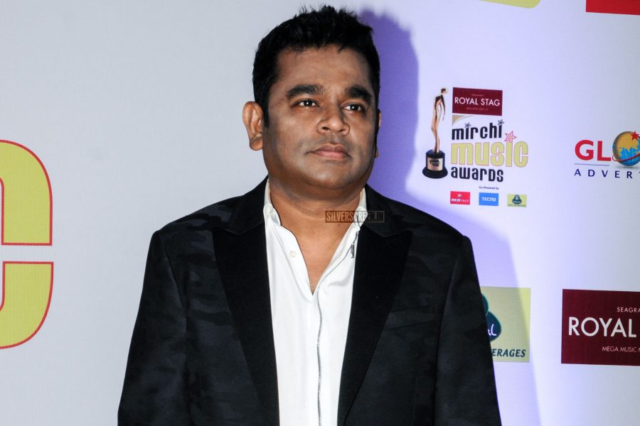 AR Rahman At The Radio Mirchi Music Awards
