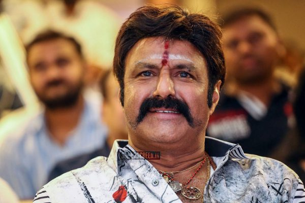 Balakrishna At The Jai Simha Pre-Release Event
