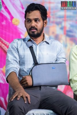 Hiphop Tamizha At The Kalakalappu 2 Press Meet