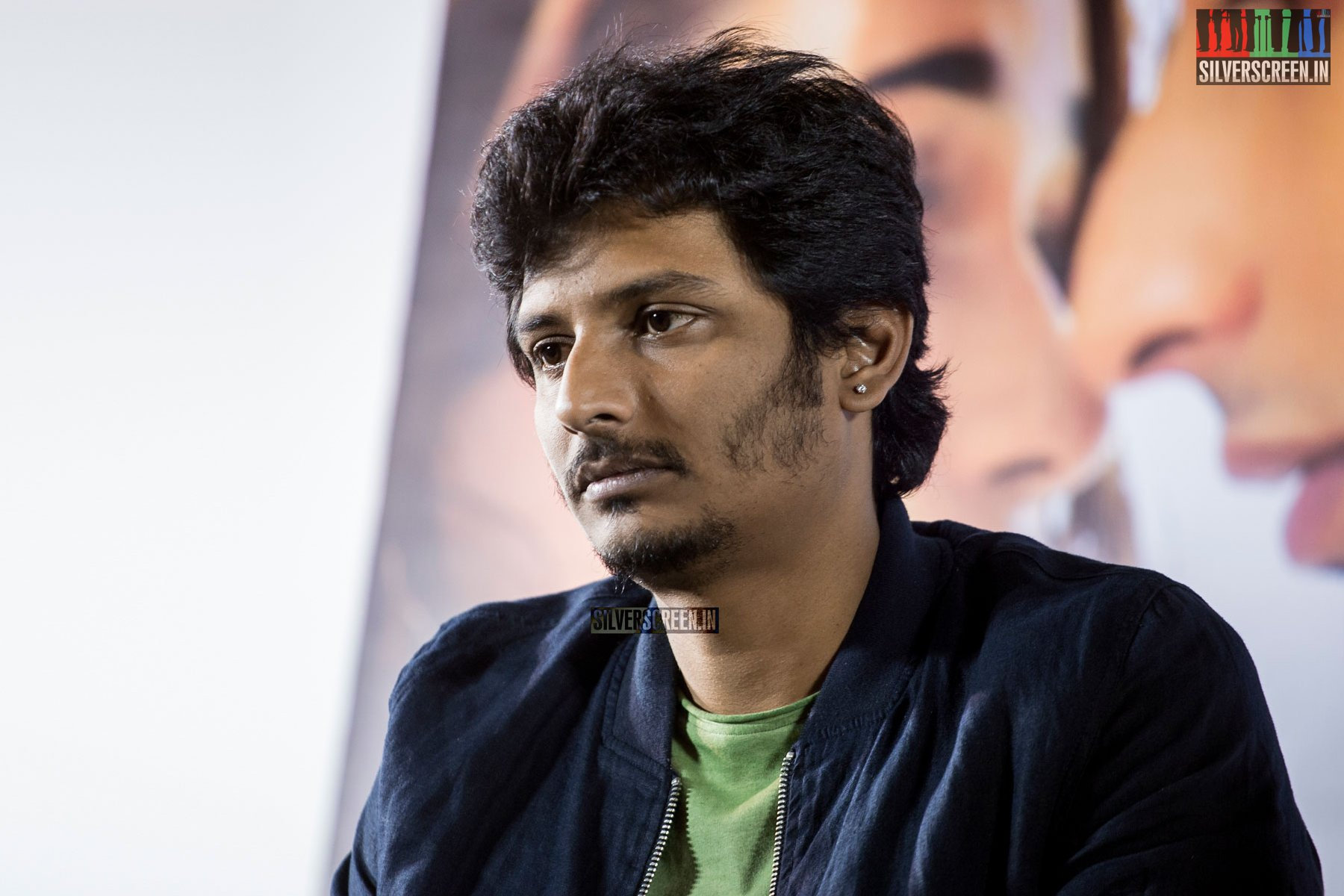 Jiiva at the Kee Audio Launch