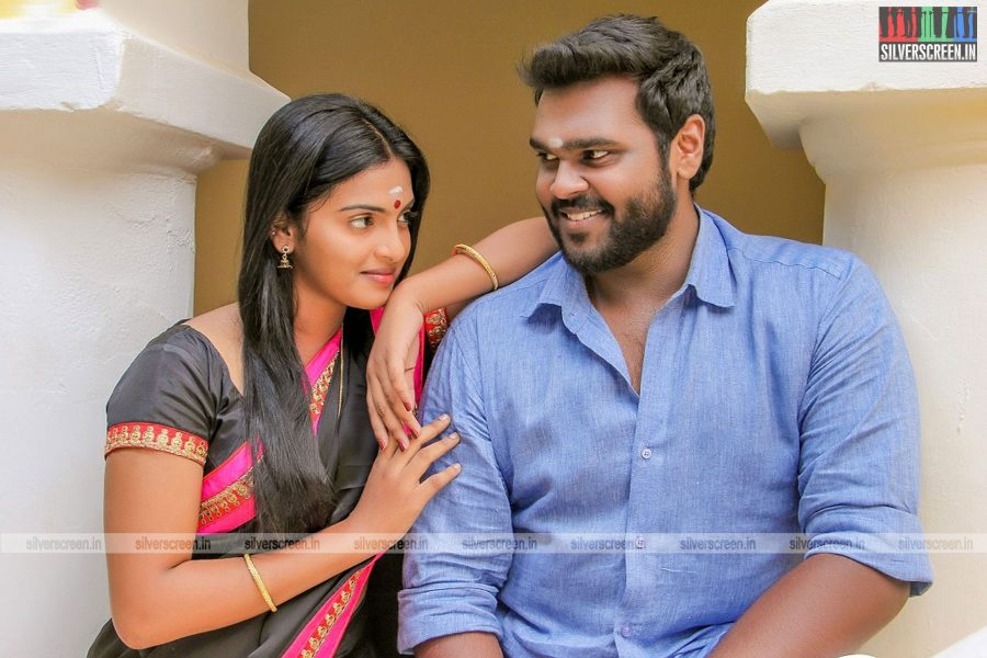 Madura Veeran Movie Stills Starring Shanmuga Pandian, Meenakshi And Others