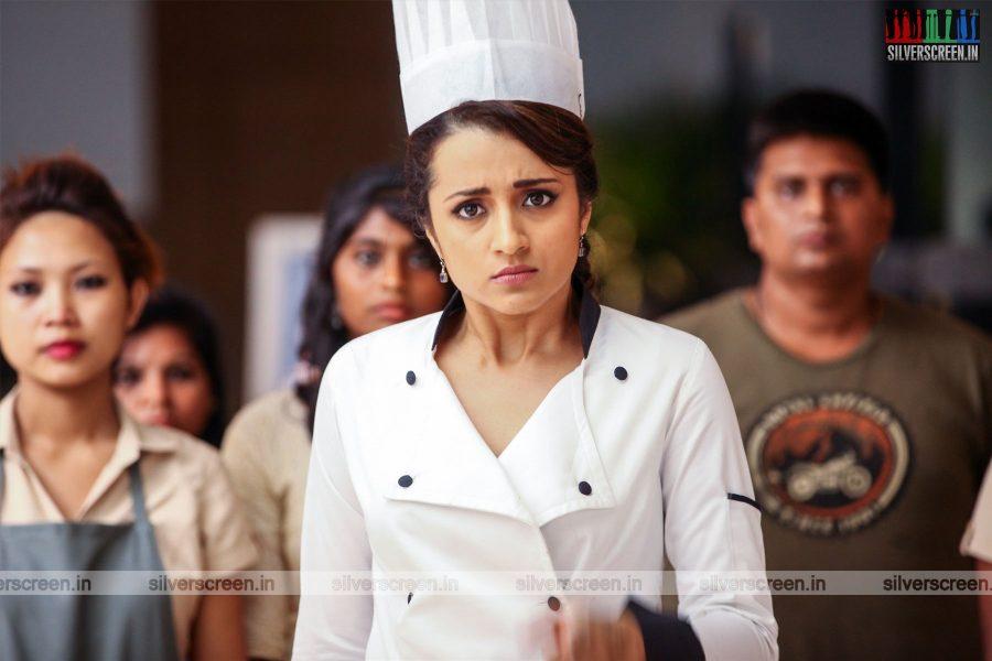 Mohini Movie Stills Starring Trisha