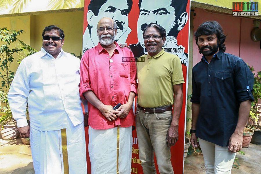 Snehan at the Kadavul 2 Movie Launch