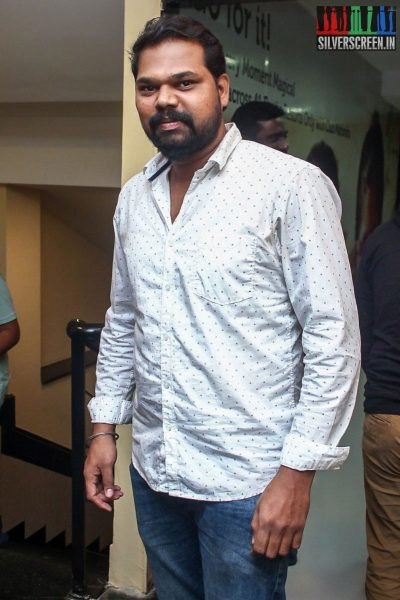 Gulaebaghavali Movie Premiere