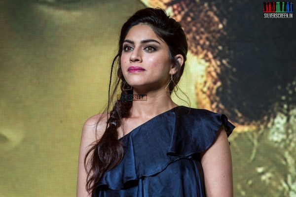 Sapna Pabbi At The Trailer Launch Of Amazon Prime's Breathe