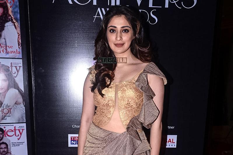 Raai Laxmi At Society Achievers Awards