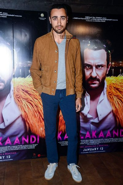 Kaalakaandi Movie Premiere