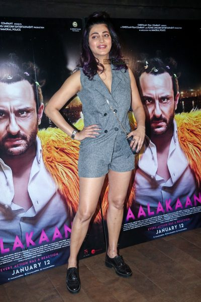 Shruti Haasan At The Kaalakaandi Movie Premiere