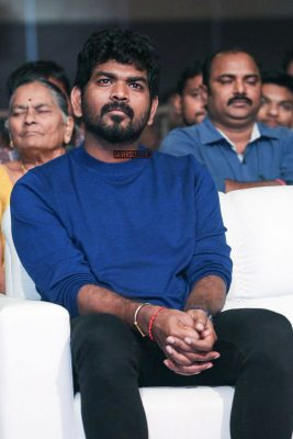 Vignesh Shivan At The Gang Pre Release Event