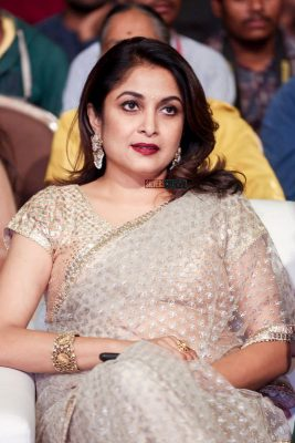 Ramya Krishnan At The Gang Pre Release Event