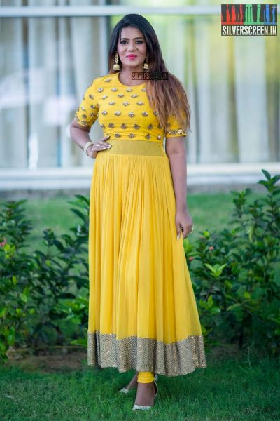 Meera Mitun at the Thaanaa Serndha Koottam Success Meet