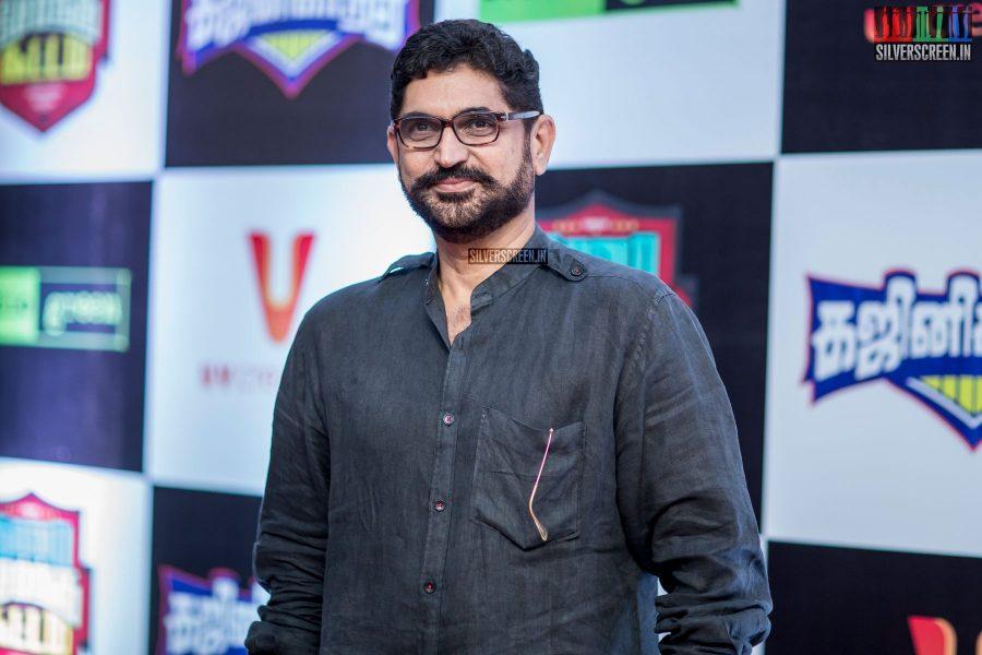 Suresh Menon at the Thaanaa Serndha Koottam Success Meet