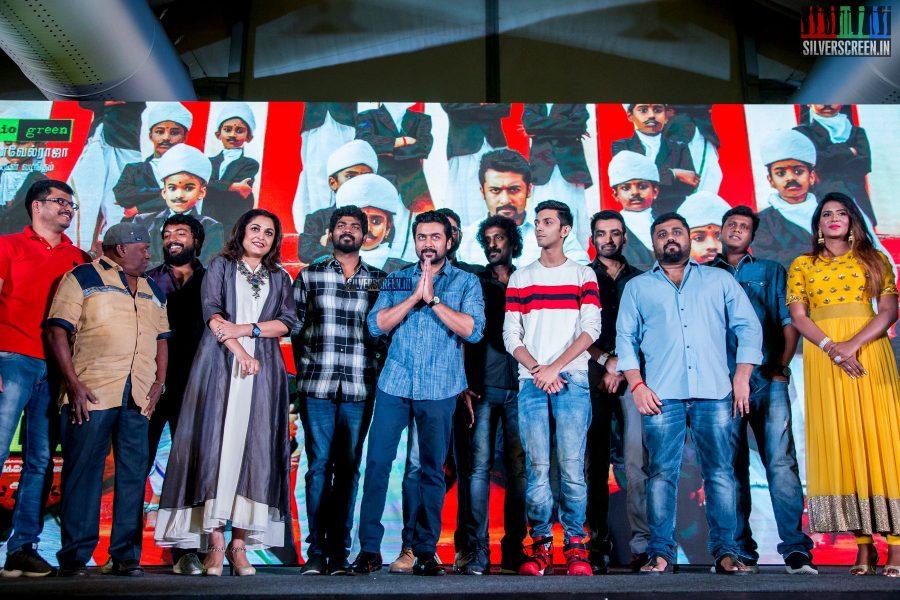 Thaanaa Serndha Koottam Success Meet Photos