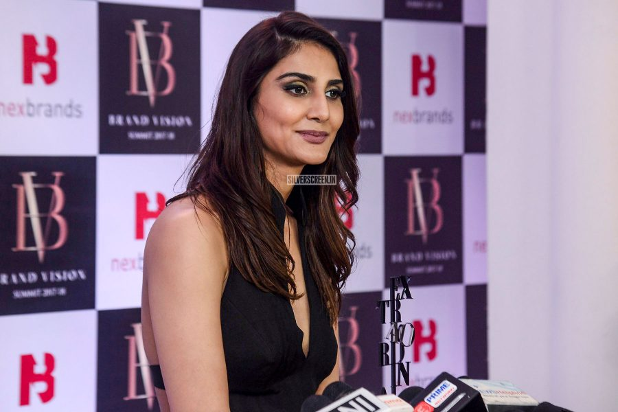 Vaani Kapoor At The Brand Vision Summit And Awards Ceremony