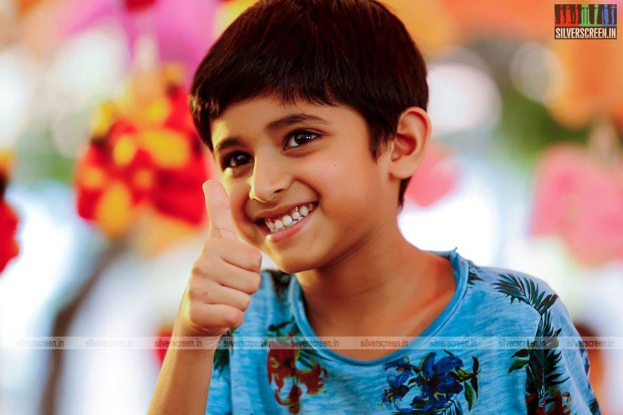 Jayam Ravi in Tik Tik Tik Movie Stills