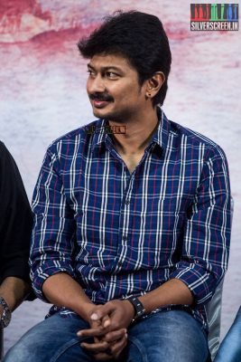 Udhayanidhi Stalin at the Nimir Audio Launch