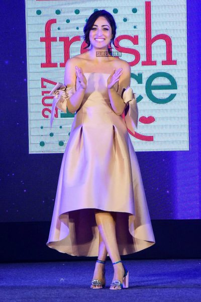 Yami Gautam At The 'Oppo Times Fresh Face' Talent Contest