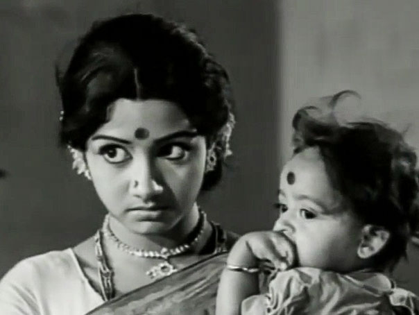 In Pictures The Many Iconic Roles Of Superstar Sridevi -8276
