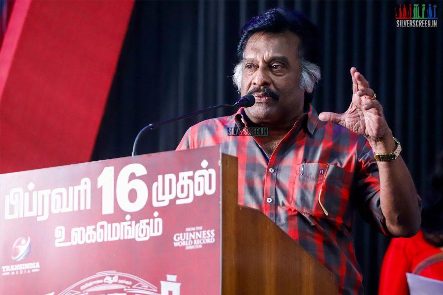 Nagesh Thiraiyarangam Press Meet