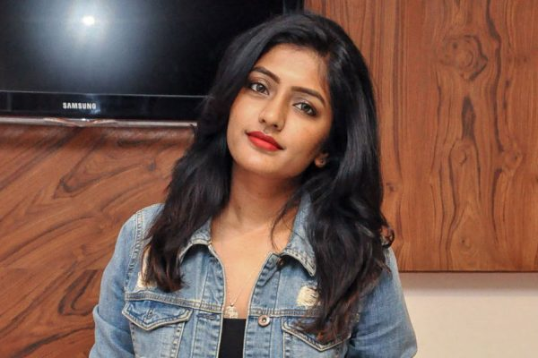 Eesha Rebba During The Promotions Of Awe