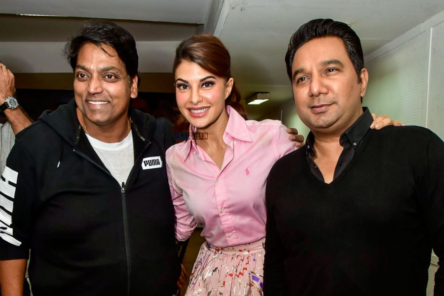 Jacqueline Fernandez During The Promotions Of Ek Do Teen Song From Baaghi 2