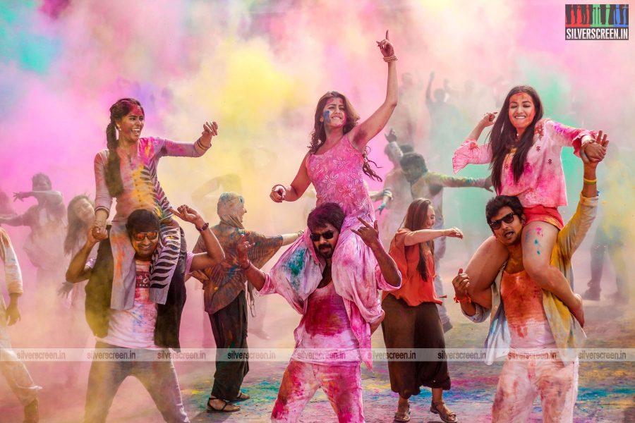 Kalakalappu 2 Movie Stills Starring Jiiva, Catherine Tresa, Nikki Galrani And Others