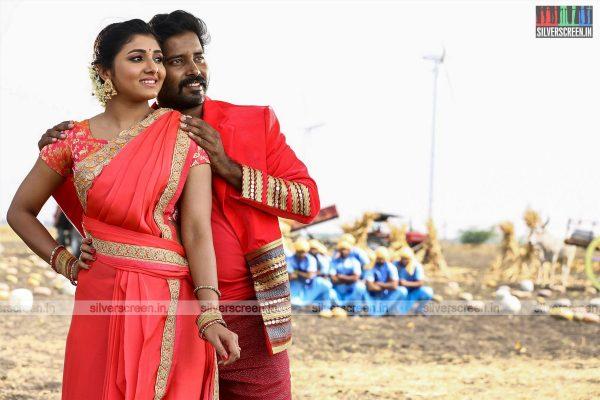 Kalavani Mappillai Movie Stills Starring Dinesh And Aditi Menon