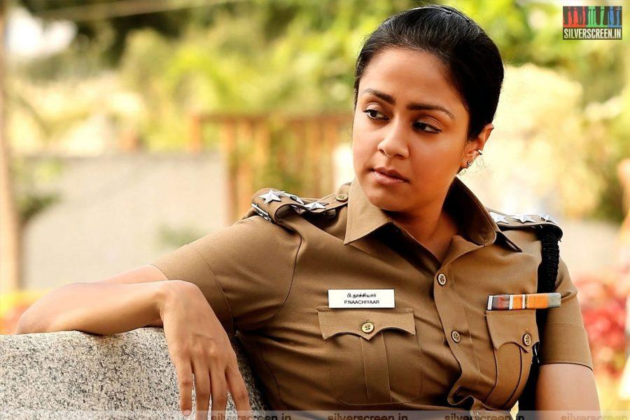 Naachiyaar Movie Stills Starring Jyothika