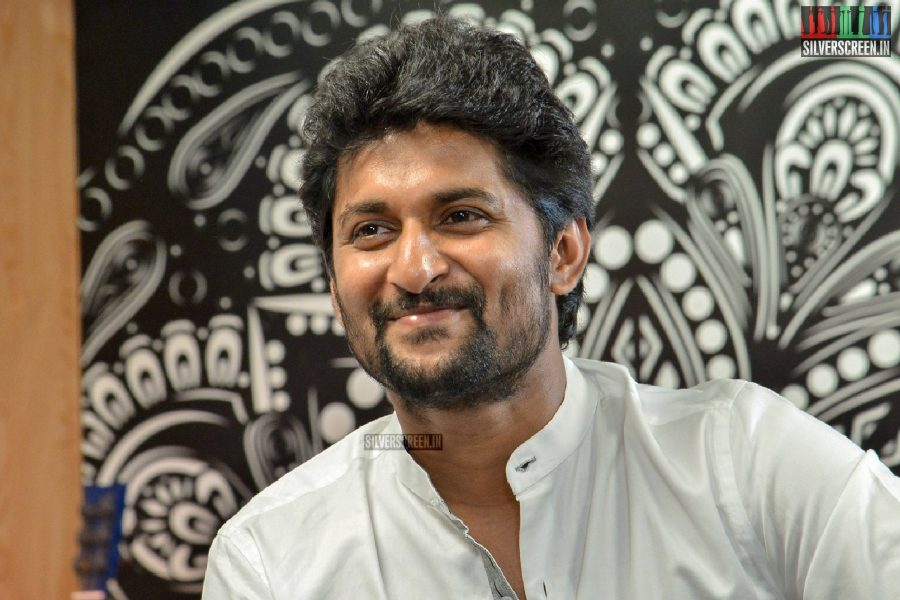 Nani During The Promotions Of Awe