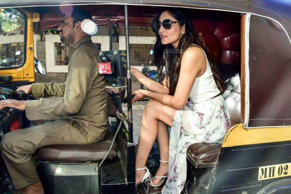 Pooja Chopra During A Photo-Shoot