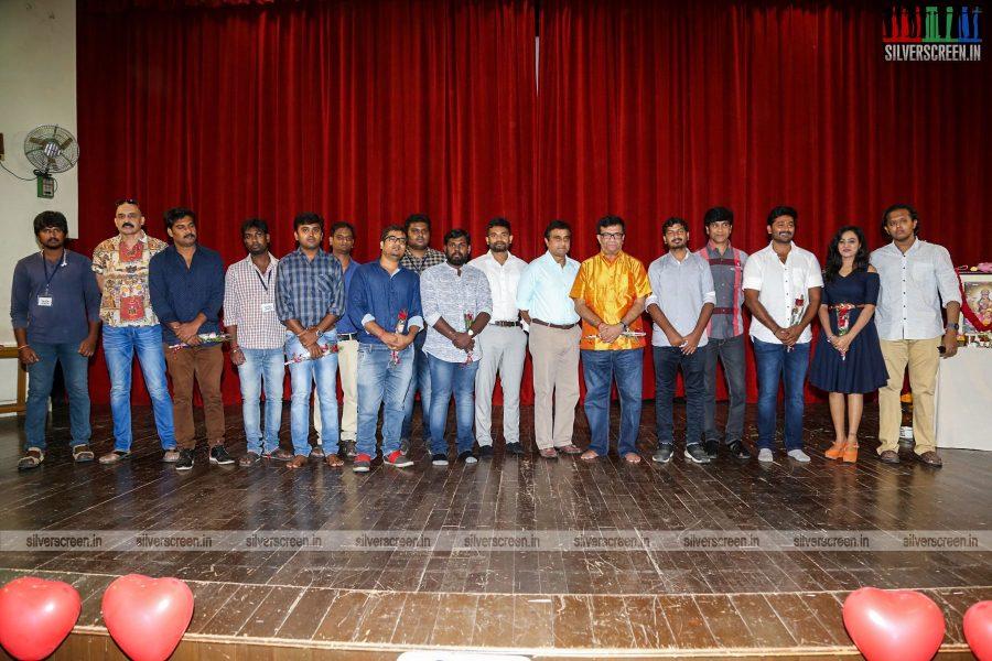 Ramkumar And Dhanusha At The Goko Mako Movie Launch