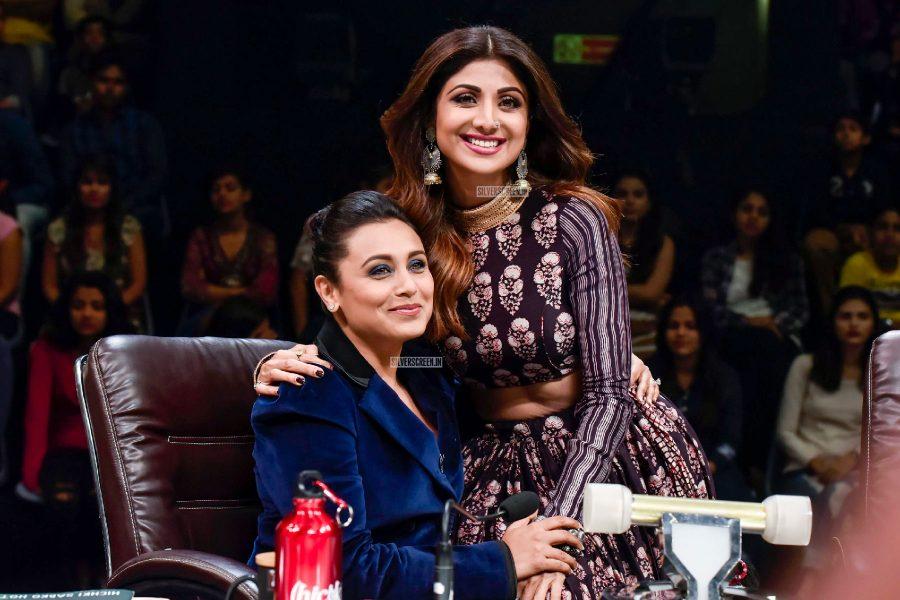 Rani Mukerji, Shilpa Shetty On Reality Show Super Dancer 2