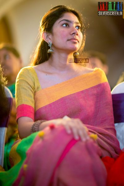 Sai Pallavi At The Karu Audio Launch