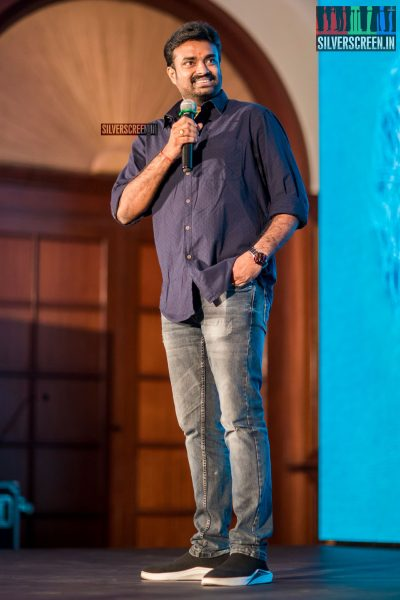 Director Vijay At The Karu Audio Launch
