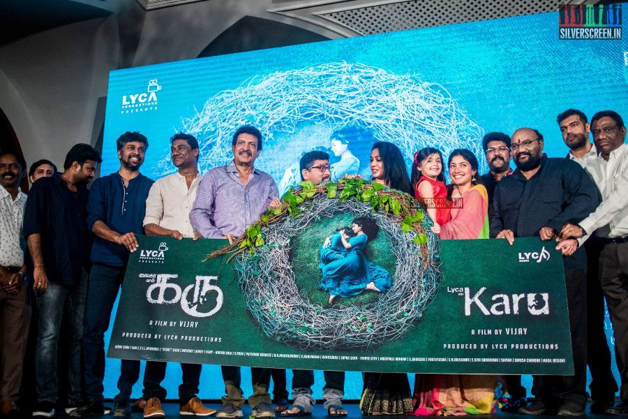 Karu Audio Launch Photos