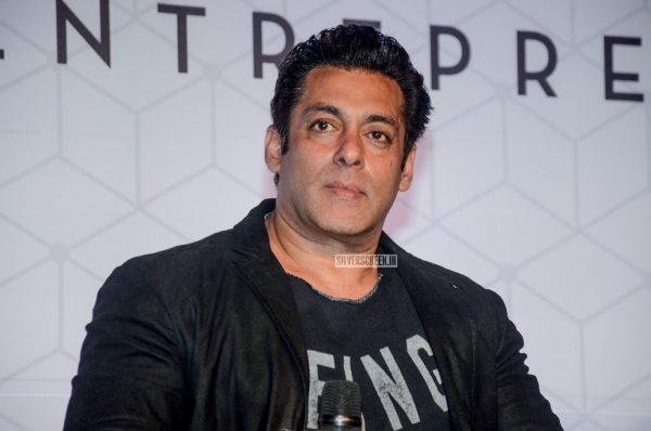 Salman Khan At The TiE Global Summit