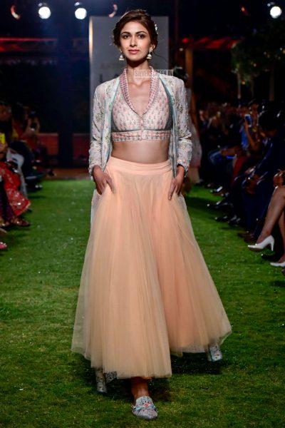 Model Walk For Anita Dongre At Lakme Fashion Week