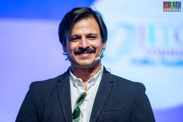 Vivek Oberoi At The Closing Ceremony Of JITO Connect 2018