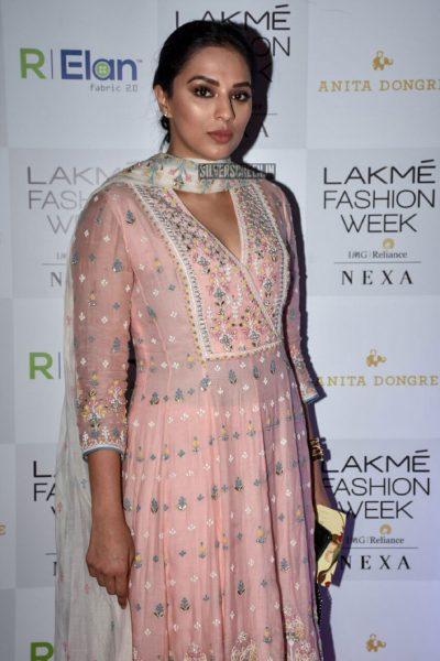 Celebrities At Lakme Fashion Week