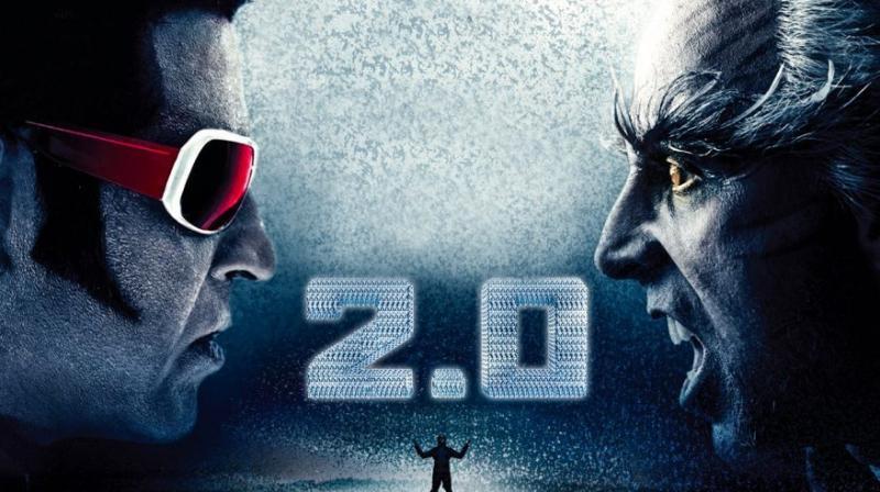 Rajinikanth, Akshay Kumar's 2.0 teaser leaks online