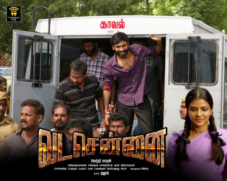 Vada Chennai first look: Meet Dhanush as Vetrimaran's Anbu