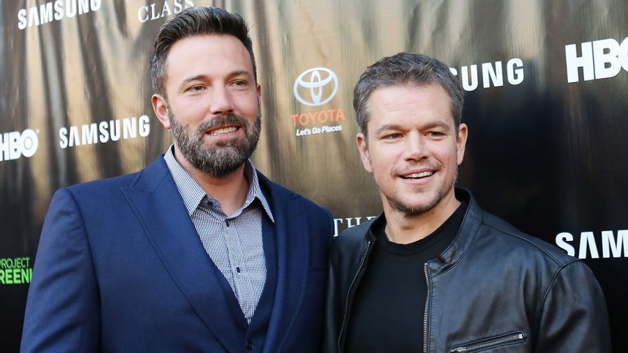 Matt Damon, Ben Affleck's company will use inclusion riders on future projects
