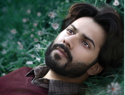 OCTOBER poster: A pensive Varun Dhawan appears to be heartbroken