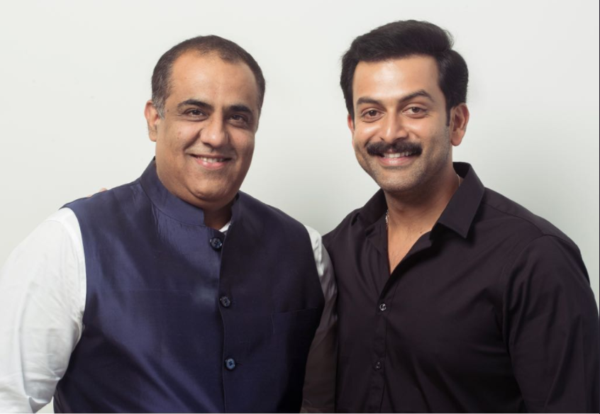 Prithviraj's production house collaborates with Sony Pictures""