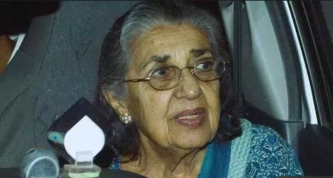 Veteran Bollywood Actress 'Shammi Aunty' Dies at 89